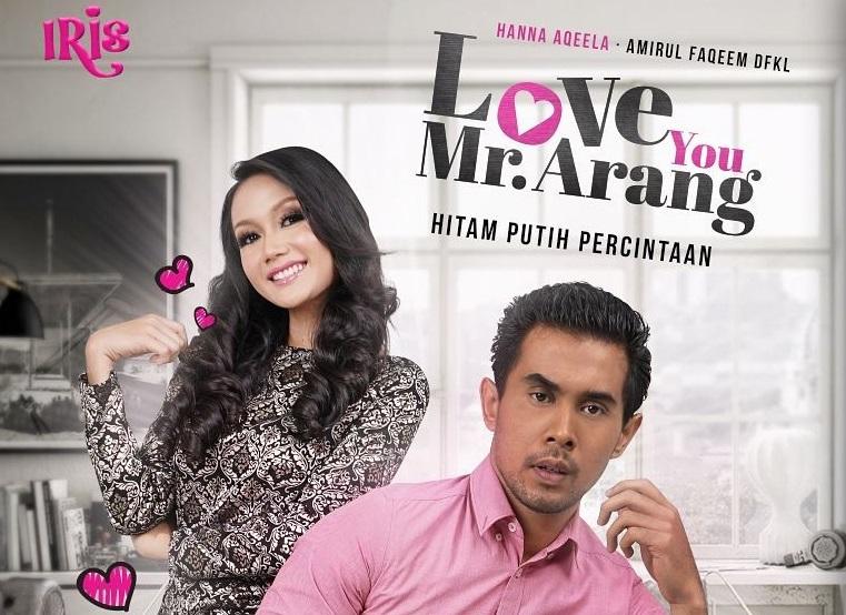Love You Mr Arang Cover