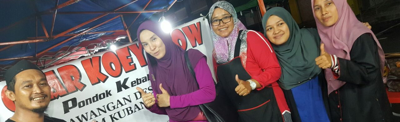 Nisdawati Nazaruddin Makan Char Kuey Teow Pondok Kebaboom Kb Kelantan