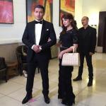 Aaron Aziz Dan Amyra Rosli