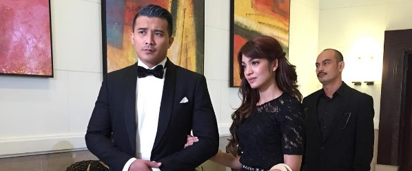 Aaron Aziz Dan Amyra Rosli Isteri Tuan Ihsan
