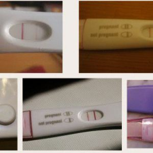 Alat Penguji Kehamilan Wanita
