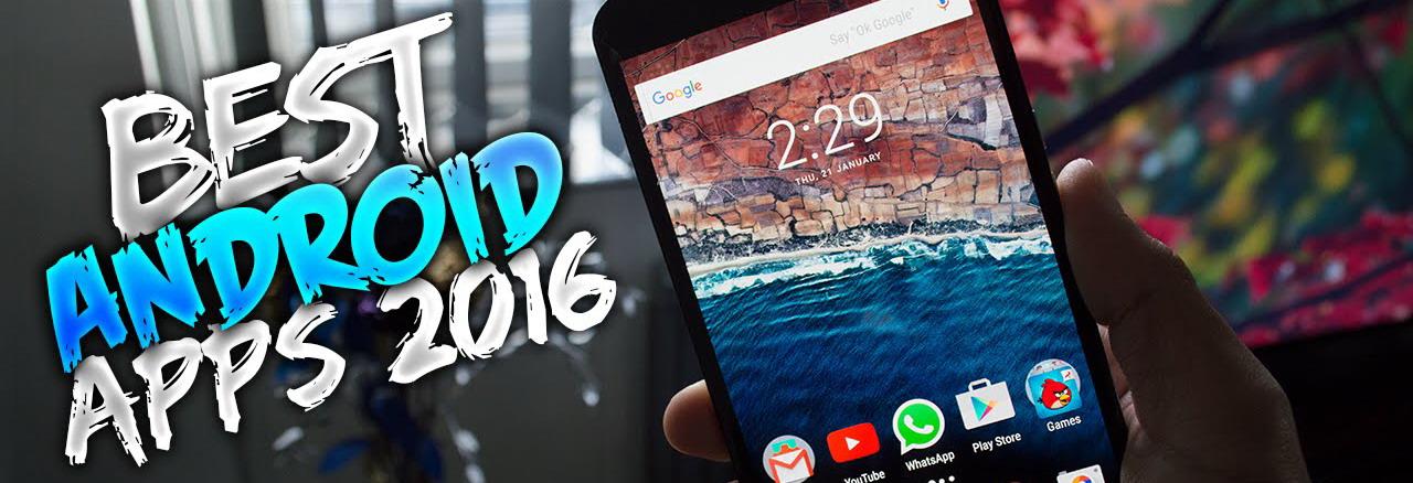 Aplikasi Terbaik 2016 Play Store