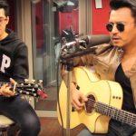 Faizal Tahir Dalam Menyanyi Akustik