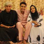Gambar Ibu Dan Bapa Aiman Hakim Ridza