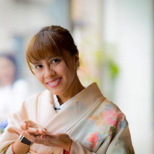 Gambar Jihan Muse Pakai Kimono Jejak Jepun
