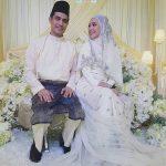 Gambar Kahwin Janna Nick Ashraf Muslim Drama Biar Aku Jadi Penunggu
