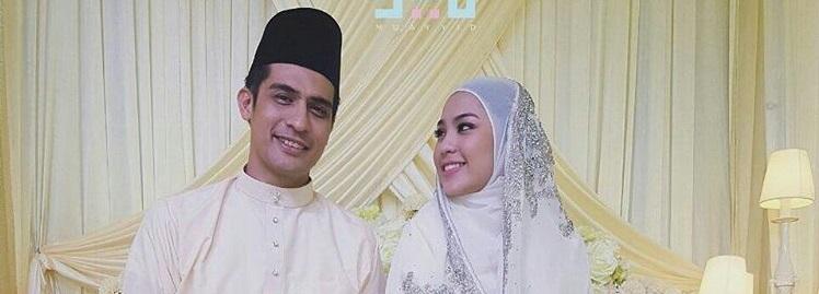 Gambar Kahwin Janna Nick Ashraf Muslim
