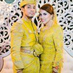 Gambar Kahwin Jihan Muse Dan Pasangannya