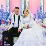 Gambar Kahwin Jihan Muse Dan Ungku Hariz Faizal 2016