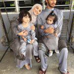 Gambar Keluarga Aeril Zafrel
