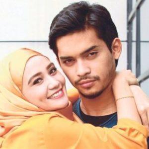 Gambar Romantik Pasangan Aeril Zafrel Dan Wawa Zainal