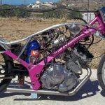 Gambar Ubahsuai Motosikal