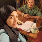 Izreen Azminda Dan Azrel Ismail