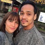Jihan Muse Dan Suami Ungku Hariz