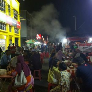Lokasi Char Kuey Teow Pondok Kebabom