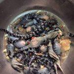 Makanan Eksostik Sup Buaya