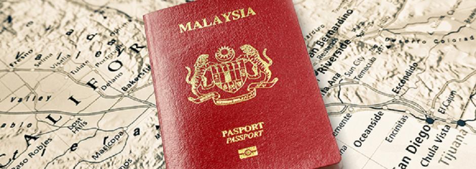 Melancong Dengan Passport