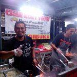 Owner Pondok Kebaboom Char Kuey Teow