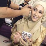 Pelakon Sherry Ibrahim Makin Cantik Bertudung