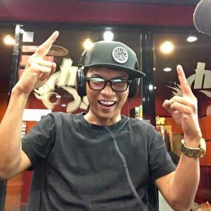 Penyampai Radio Hot Fm Ajak Shiro