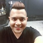 Style Rambut Ippo Hafiz