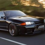 1992 Nissan Skyline R32 Black
