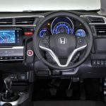 2016 Honda Jazz Interior
