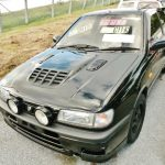 Bonet And Bumper Nissan Pulsar GTir