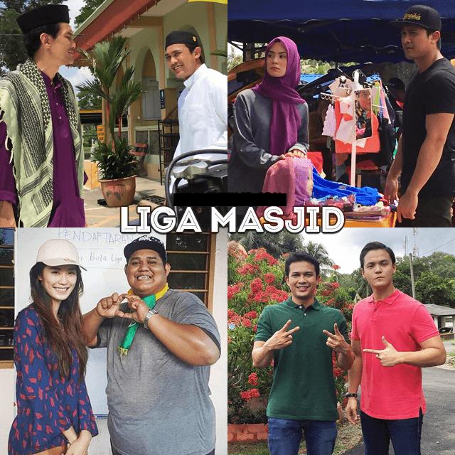 Liga Masjid