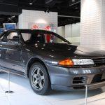 Model Nissan Skyline Gtr