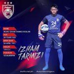 Mohd Izham Tarmizi Bin Roslan