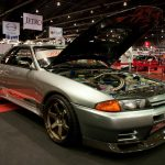 Nissan Skyline R32 Showroom