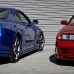 Nissan Skyline R34 Vs R32