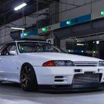 TE37 Rim, Nissan Skyline R32