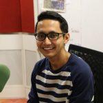 Foto Sufian Suhaimi Senyum