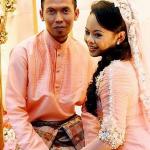 Gambar Kahwin Shuib Sepahtu Dengan Siti Sarah