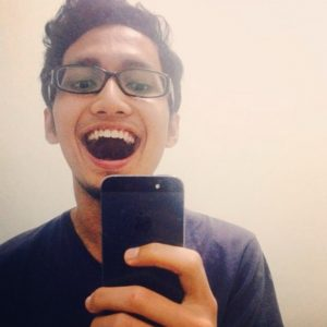 Gambar Selfie Sufian Suhaimi