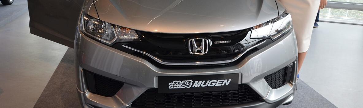 Honda Jazz Mugen