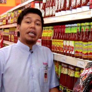 Jep Sepahtu Promosi Tesco Malaysia