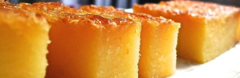 Kuih Bingka Cheese