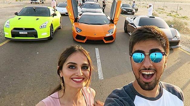 Lana Rose Bersama Abangnya, Mohamad Pemilik Mo Vlogs