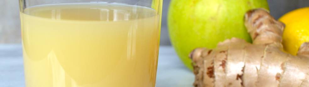 Lemon Halia Jus