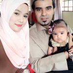 Man Khan Bersama Isteri Dan Anak