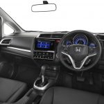 New Interior Honda Jazz