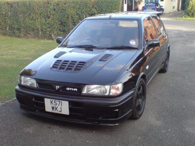 Nissan Pulsar Gtir Japan
