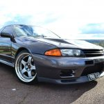 Nissan Skyline R32 Rim