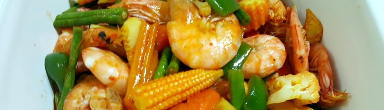 Paprik Seafood