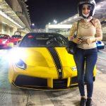 Raceday Lana Rose