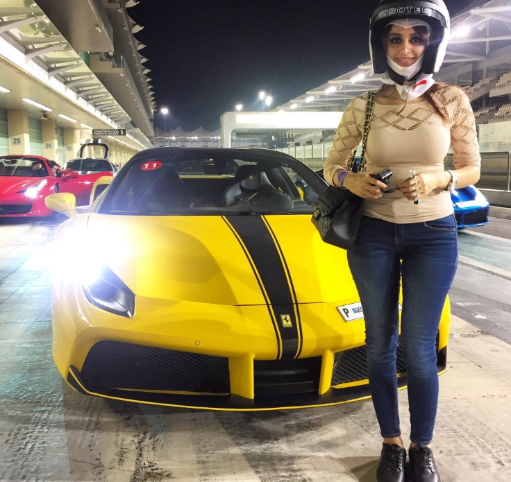Biodata Lana Rose Wanita Paling Terkenal Di Dubai Encikshino Com