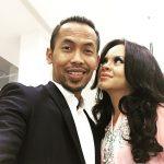 Wajah Pasangan Siti Sarah Dan Shuib